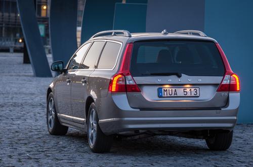 2013 - Volvo V70