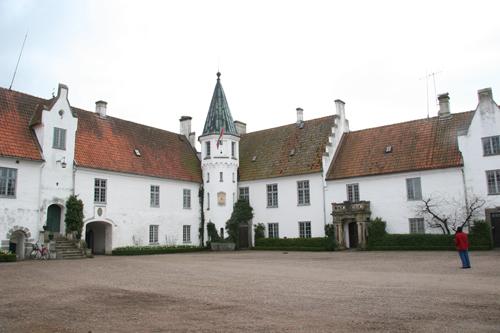 2016 - Bosjökloster Slott in Höör, Skåne