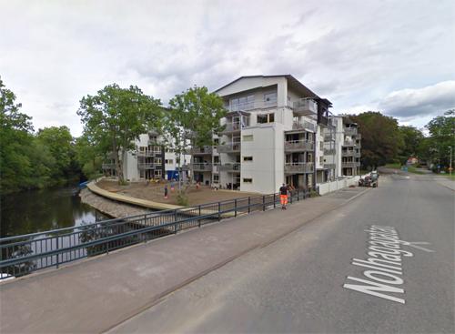 2016 - Nolhagagatan in Alingsås, Sweden (Google Streetview)