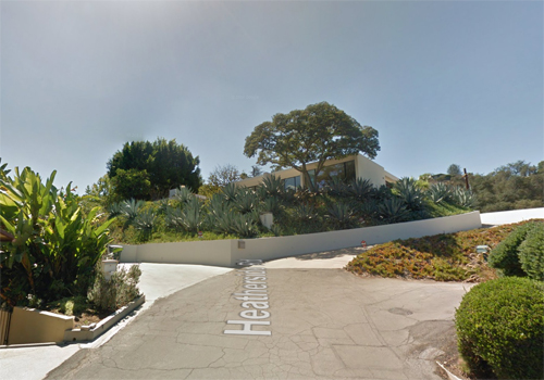 2016 - The Pasadena House (Google Streetview)