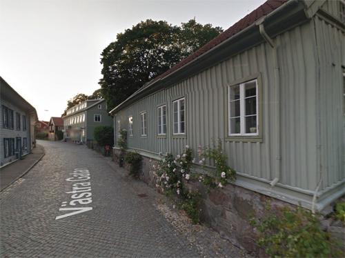 2016 - Västra Gatan in Kungälv (Google Streetview)