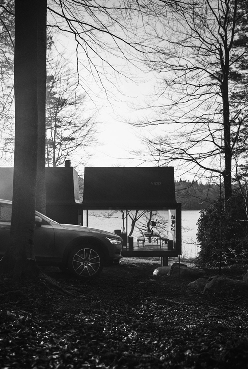2016 - Volvo V90 Cross Country at VIPP Shelter at Sjön Immeln near Immeln in Skåne Sweden 02