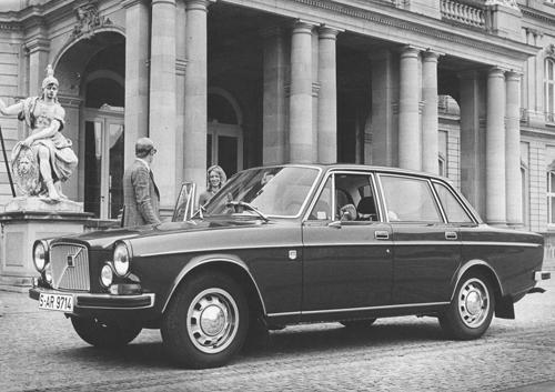 1973 - Volvo 164