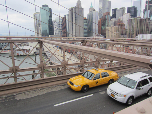 2016 - Brooklyn Bridge in New York (own photo)