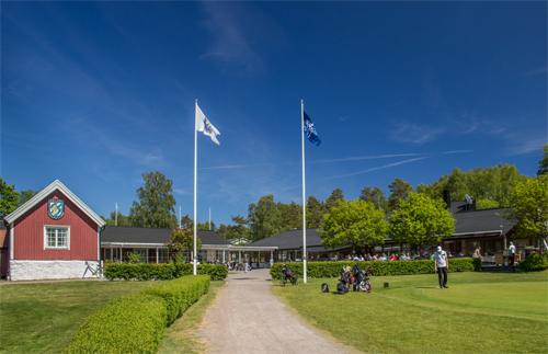 2016 - Delsjö golfklubb on Gamla Boråsvägen in Göteborg