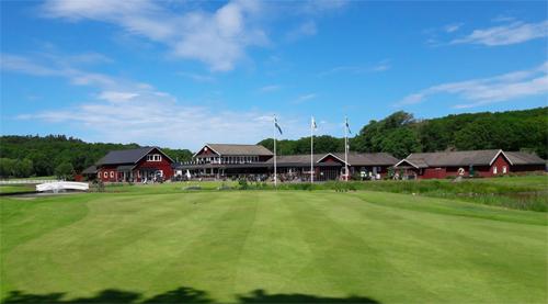 2016 - Kungsbacka Golfklubb in Särö