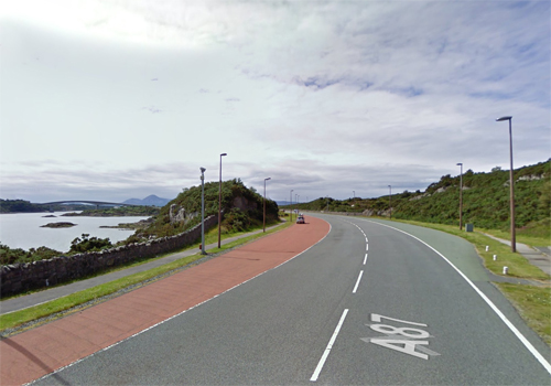 2016 - Skye Bridge at Kyle Of Lochalsh (Google Streetview)