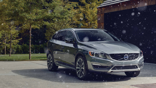 2016 - Volvo V60 Cross Country at Underhill Residence in Locust Valley, USA