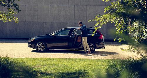 2016 - Volvo V60 R-Design