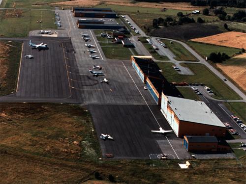 2016 - Säve Airport