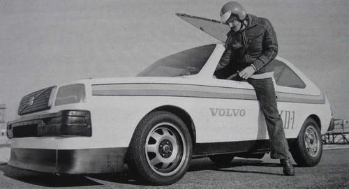 1978 - Volvo XD-1 Diesel Record by Karl Magnus Skogh on Landvetter airport
