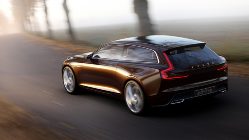 2014 - Volvo Concept Estate