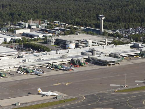 2017 - Göteborg Landvetter Airport in Göteborg