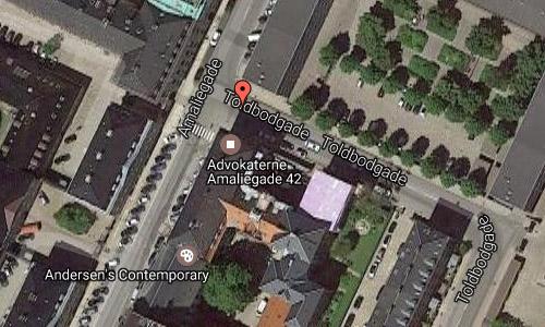 2017 - Toldbodgade in Copenhagen Maps02