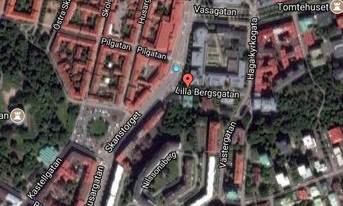 Lilla Bergsgatan in Göteborg @guidof